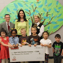 Check Presentation from Giant Foods